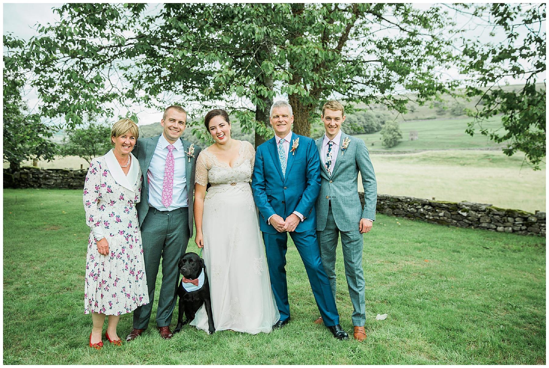 Longlands at Cartmel - Dog friendly wedding venue Lake District